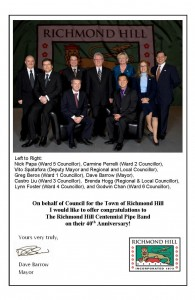 Richmond Hill Council
